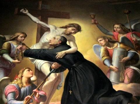 Saint Paul de la croix (28 avril) St_paul_cross2